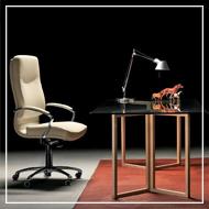 Sedie per ufficio arredo ufficio online shop outlet for Poltrone direzionali ufficio